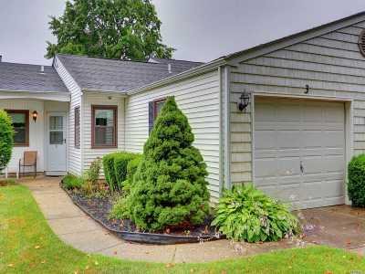 Stony Brook Condo/Townhouse For Sale: 3 Knolls Dr