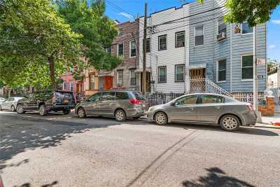 Ridgewood Multi Family Home For Sale: 17-43 Grove Street