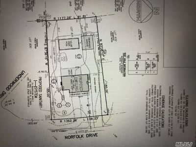 East Hampton Residential Lots & Land For Sale: 214 Norfolk Drive