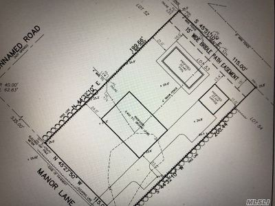 East Hampton Residential Lots & Land For Sale: 61 Manor Lane North