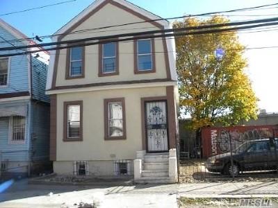 Jamaica Single Family Home For Sale: 16612 Douglas Ave