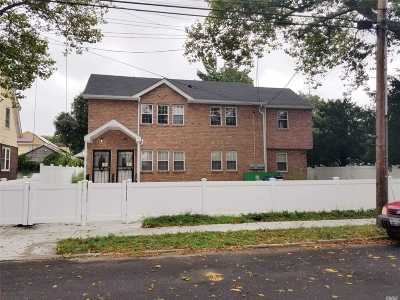 Jamaica Multi Family Home For Sale: 11917 189th St