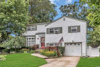 West Islip Single Family Home For Sale: 17 Duffin Ave