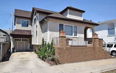 E Atlantic Beach, Lido Beach, Long Beach Single Family Home For Sale: 125 Taft Ave