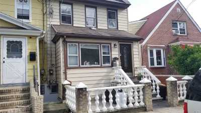 Woodhaven Single Family Home For Sale: 9106 89 Ave