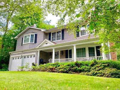 Babylon Single Family Home For Sale: 135 Wyandanch Ave