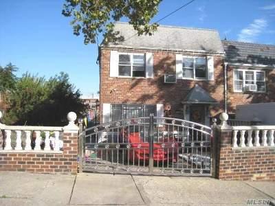 Flushing Multi Family Home For Sale: 25-65 125 St