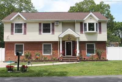 W. Babylon Single Family Home For Sale: 383 Chelsea Ave