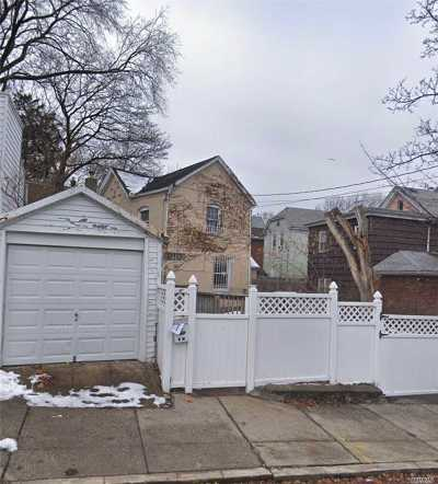 Queens County Single Family Home For Sale: 1110 124th St