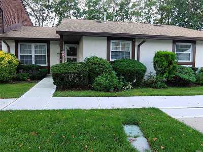 Deer Park Condo/Townhouse For Sale: 12 Countrywood Ct