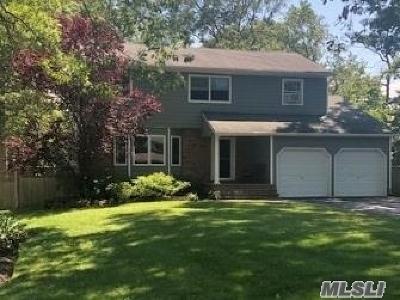 Lake Grove Single Family Home For Sale: 59 Brandy Ln