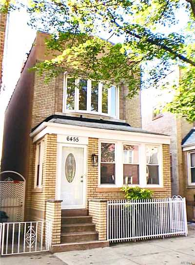 Ridgewood Multi Family Home For Sale: 6455 Madison St