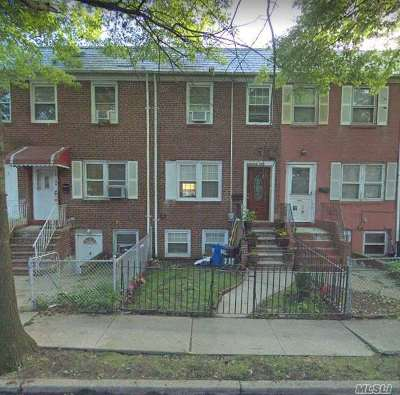 Queens County Single Family Home For Sale: 110-12 172nd St