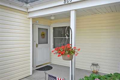 St. James Condo/Townhouse For Sale: 807 Cabot Ct #Sec 1