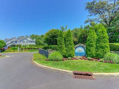 Port Jefferson Condo/Townhouse For Sale: 34 Leeward Ln