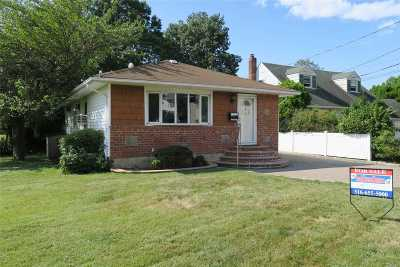 Hicksville Single Family Home For Sale: 111 Heitz Pl