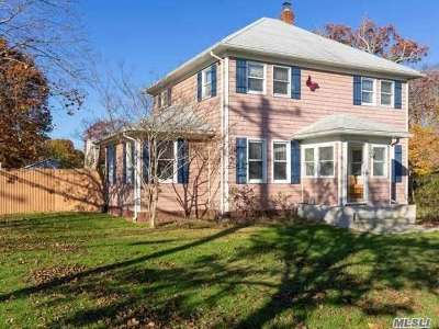 Single Family Home For Sale: 41 Union Ave