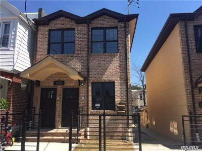 Ozone Park Multi Family Home For Sale: 9427 87th St