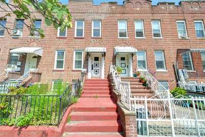 Brooklyn Multi Family Home For Sale: 287 Newkirk Ave