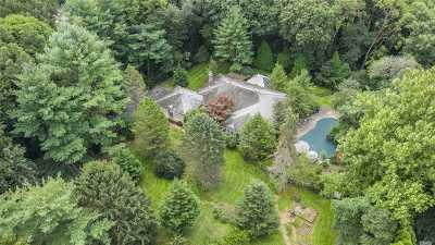 Old Brookville NY Single Family Home For Sale: $1,399,000