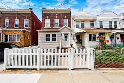 Ozone Park Multi Family Home For Sale: 10128 103rd St
