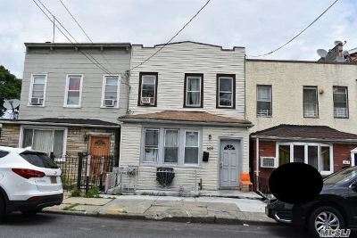 Brooklyn Single Family Home For Sale: 659 E 87th St