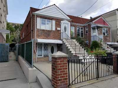 Flushing Multi Family Home For Sale: 25-07 College Point Blvd