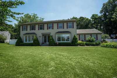 E. Setauket Single Family Home For Sale: 14 Ledgewood Cir