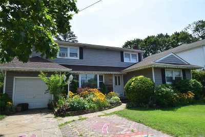 Wantagh Single Family Home For Sale: 1275 Wantagh Ave