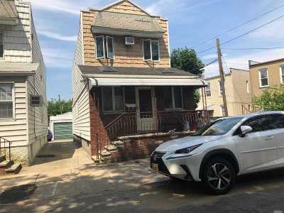 Middle Village Single Family Home For Sale: 61-16 62nd St
