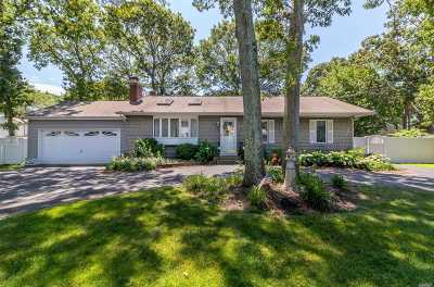 Patchogue Single Family Home For Sale: 20 Ansonia St