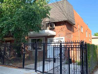 Queens County Multi Family Home For Sale: 514 Beach 22nd St