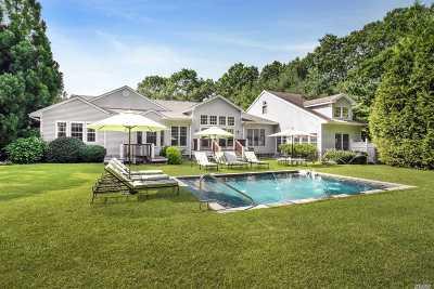 E. Quogue Single Family Home For Sale: 1 Jeffrey Ln