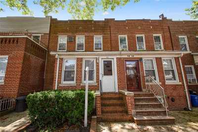 Queens County Single Family Home For Sale: 78-18 75th St