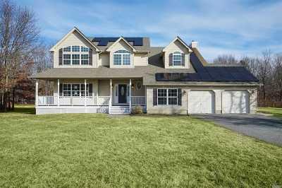 Mt. Sinai Single Family Home For Sale: 25 Savanna Cir