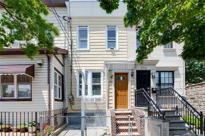 Astoria Single Family Home For Sale: 20-14 42nd St