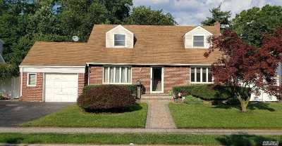 Bethpage Single Family Home For Sale: 58 S Windhorst Ave
