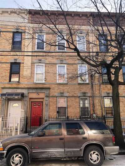 Brooklyn Multi Family Home For Sale: 1150 Glenmore Ave