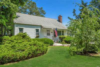 E. Northport Single Family Home For Sale: 239 Elwood Rd