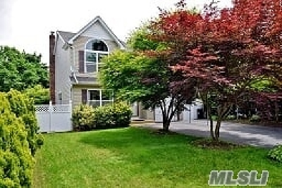 Suffolk County Single Family Home For Sale: 11b Gores Dr