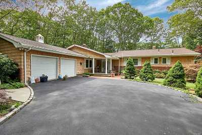 Suffolk County Single Family Home For Sale: 31 Montrose Pl