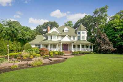 Suffolk County Single Family Home For Sale: 32 Appledore