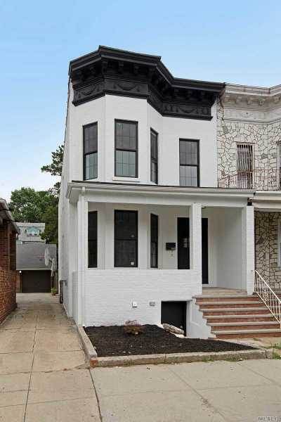 Brooklyn Multi Family Home For Sale: 669 East 31 St