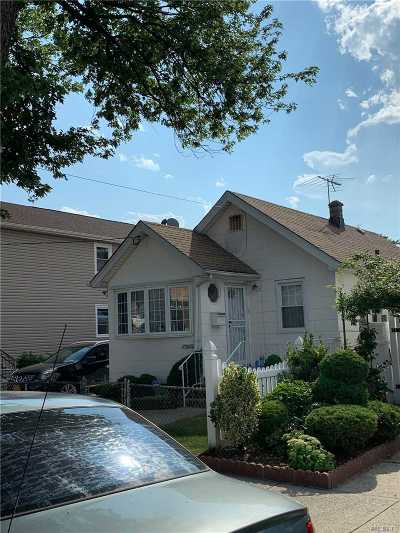 Queens County Single Family Home For Sale: 150-20 126 St