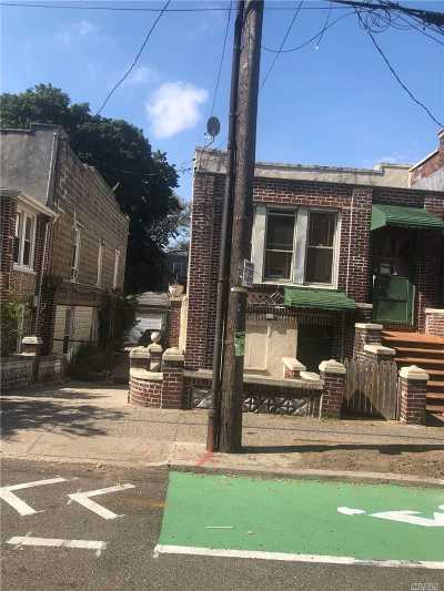 Brooklyn Multi Family Home For Sale: 318 Fountain Ave