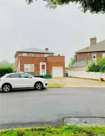 Queens County Multi Family Home For Sale: 8563 159 St