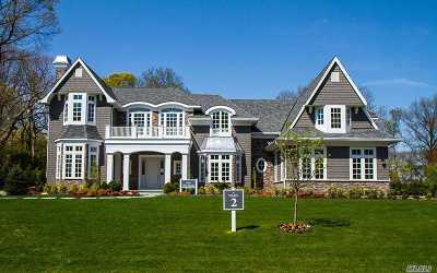 Suffolk County Single Family Home For Sale: Lot # 1 Long Drive Ct