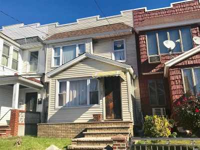 Queens County Multi Family Home For Sale: 107-03 121st St
