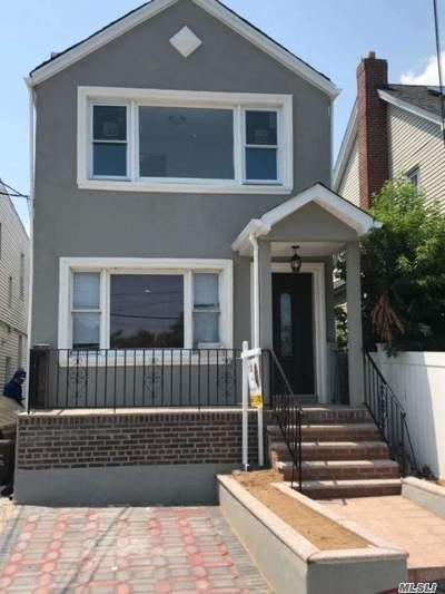 Queens County Multi Family Home For Sale: 150-18 99 Pl