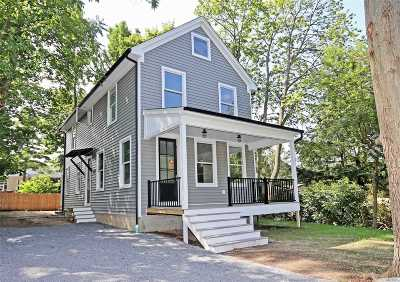 Nassau County Single Family Home For Sale: 24 Cross St